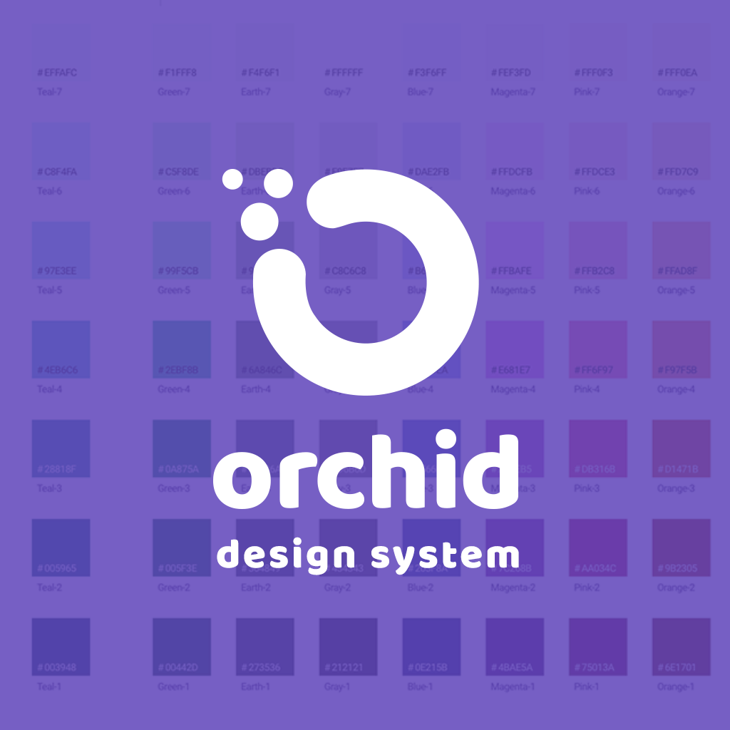 Protected: Orchid Design System